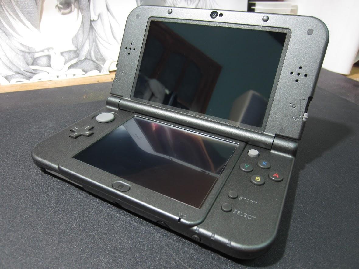 Nintendo New 3DS XL black cũ ✓ Đảm Bảo Máy Nguyên Zin mới 99% ✓ Full box |  Bút Cảm Ứng | Thẻ 4G | AR Card ✓ Máy đã Hack A9 Chuyển Vùng | Ngôn Ngữ  Thoải ...
