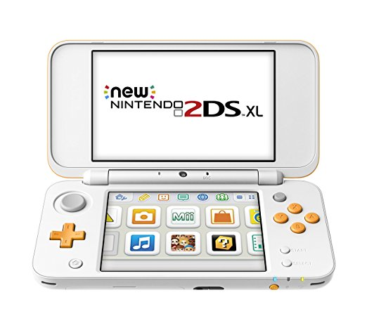 Nintendo New 2DS XL / LL đây là model mới nhất 2017 là bản nâng cấp của  Nintendo 2DS ở trên và sử dụng dạng gập như New 3DS XL cũng như ...
