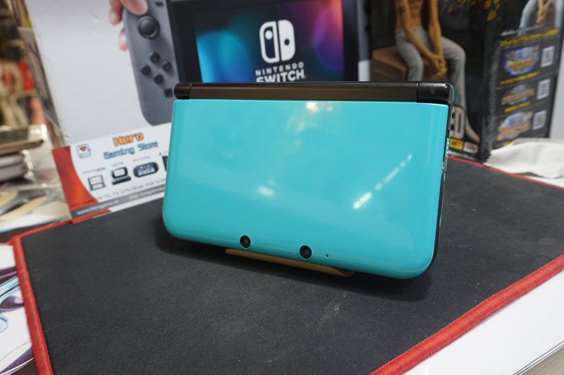 ... là màu sx cuối cùng dòng 3DS LL nên cực kì rất hiếm , Việt Nam hầu như  không có ai bán bản màu này và được bán duy nhất shop HEROGAME
