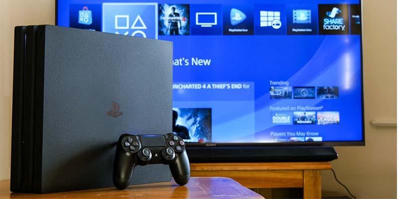 Máy PS4 Pro